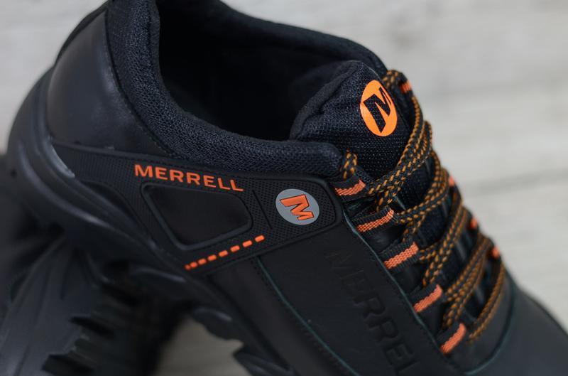 Мужские кожаные кроссовки Merrell - Фото 6