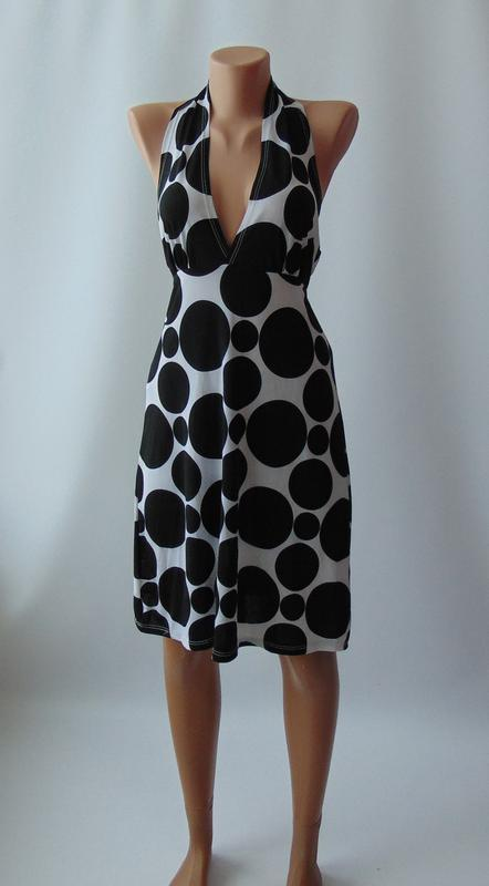 Открытое летнее платье xtsy италия