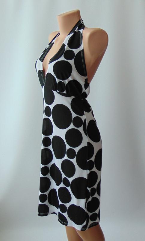 Открытое летнее платье xtsy италия - Фото 2