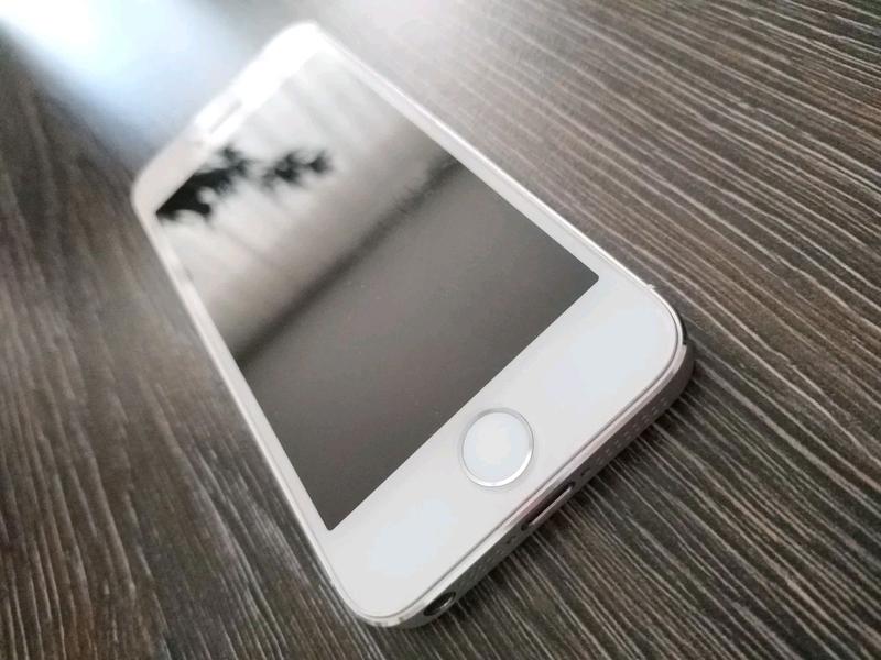 IPhone 5s 16Gb, Silver, Neverlock - Фото 2
