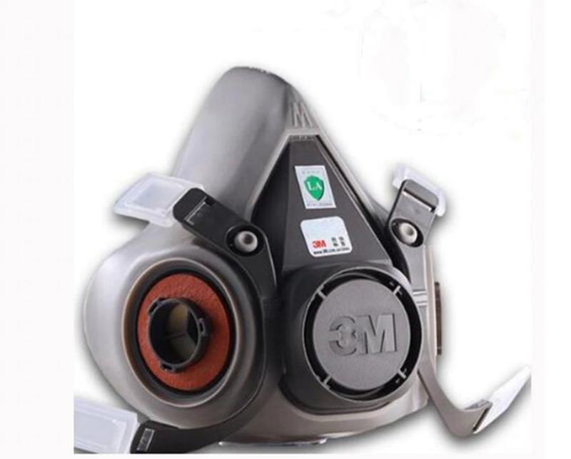 Распиратор с угольными и пылевыми фильтрами 3М \ 3 М \ защитна... - Фото 5