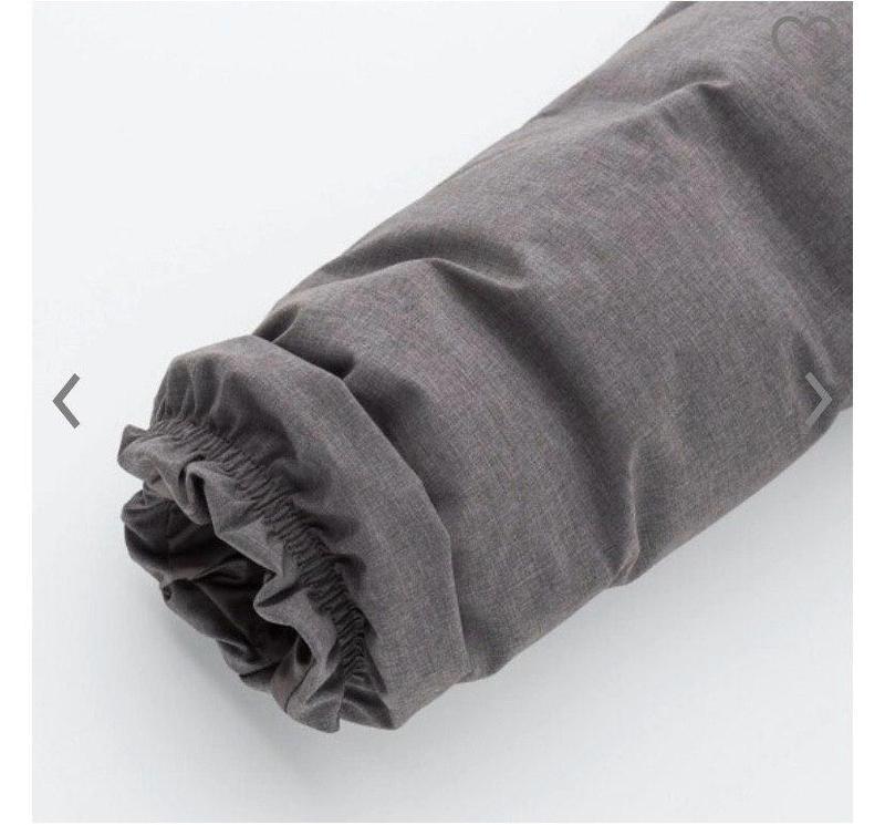Удлиненный женский пуховик-курточка от uniqlo - Фото 6