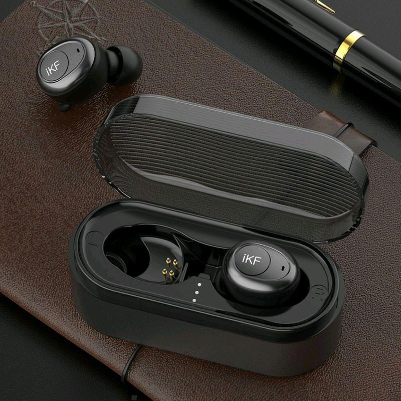 IKF Boom TWS Полностью беспроводные раздельные наушники Bluetooth