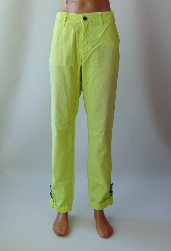 Яркие летние брюки corleone