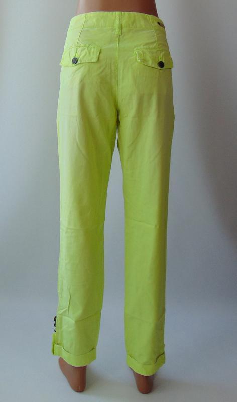 Яркие летние брюки corleone - Фото 2