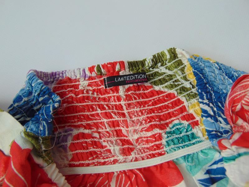 Яркий воздушный сарафан терранова л - Фото 5