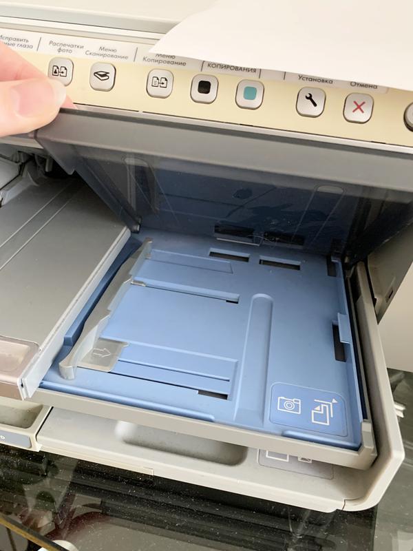 МФУ HP Photosmart C5200, принтер, сканер, ксерокс, фото печать - Фото 12