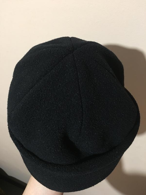 Флисовая двухслойная шапка thinsulate | insulation 40 gram - Фото 7