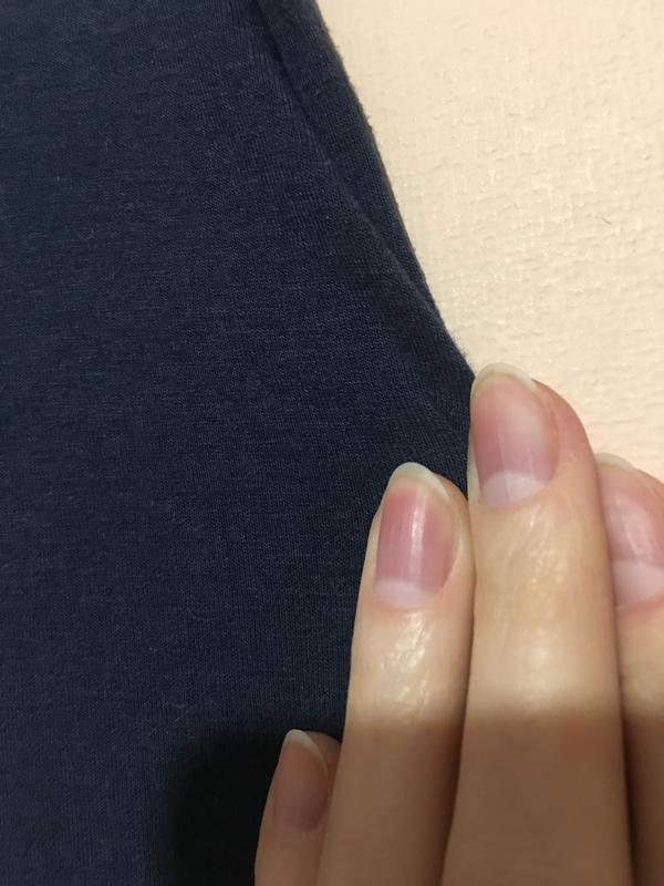 Макси платье h&m синего цвета - Фото 6