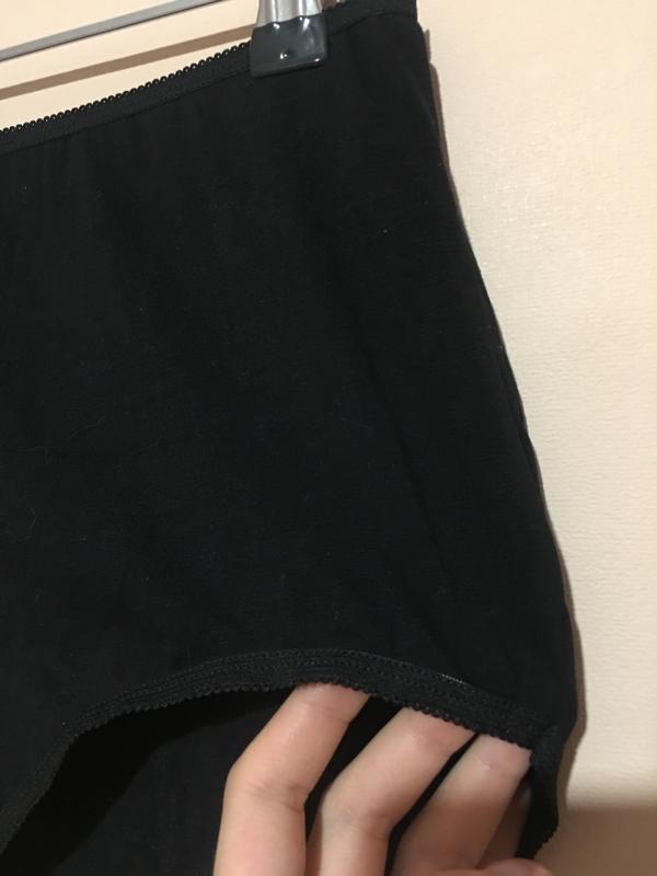 Высокие трусики tu black full briefs - Фото 6