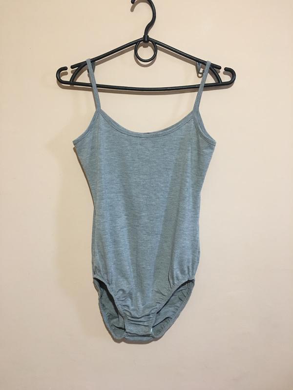 Боди boohoo basic spaghetti strap bodysuit - Фото 6