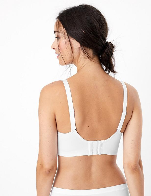 Бюст marks & spencer 36dd 80e flexifit™ cotton rich full cup c... - Фото 4