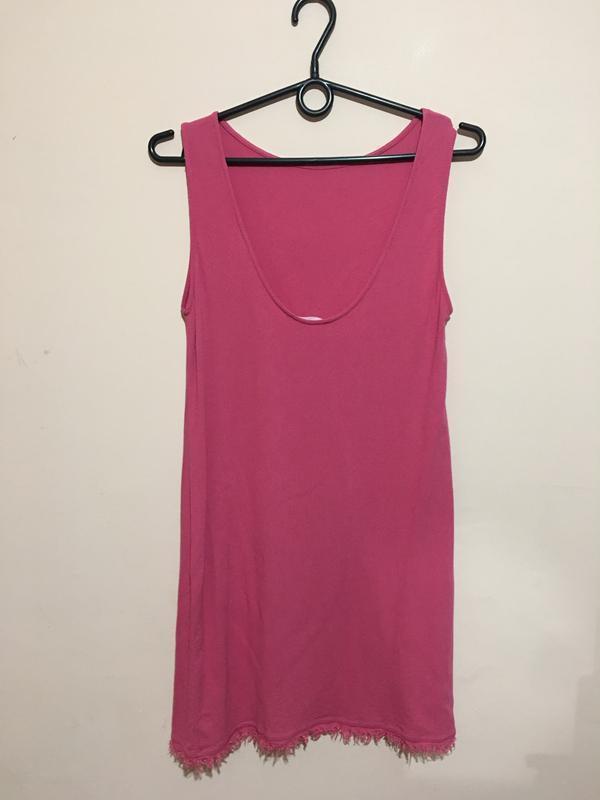 Платье mango open back dress - Фото 3