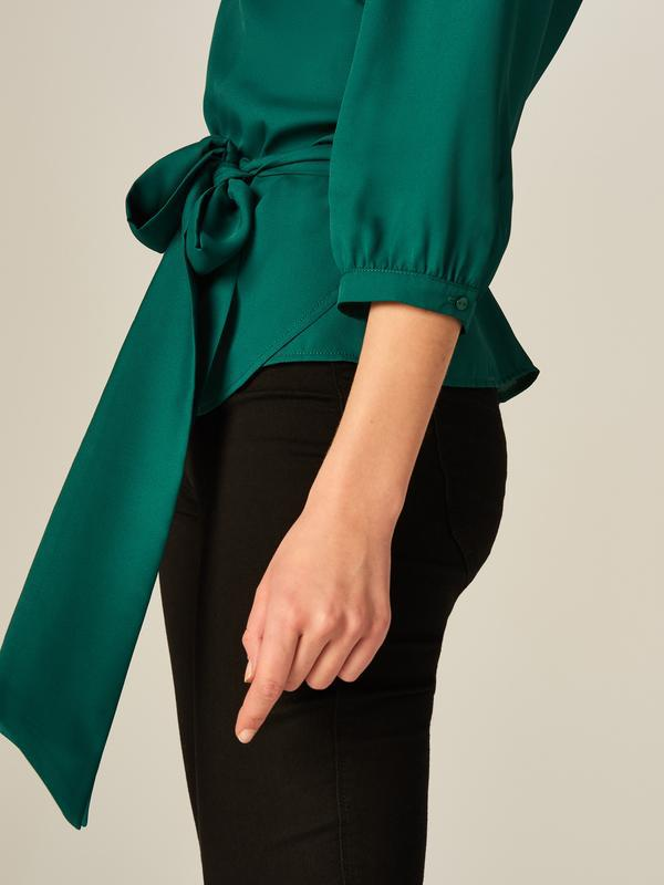 Блузка mohito 34 размер (xs, s) - Фото 4