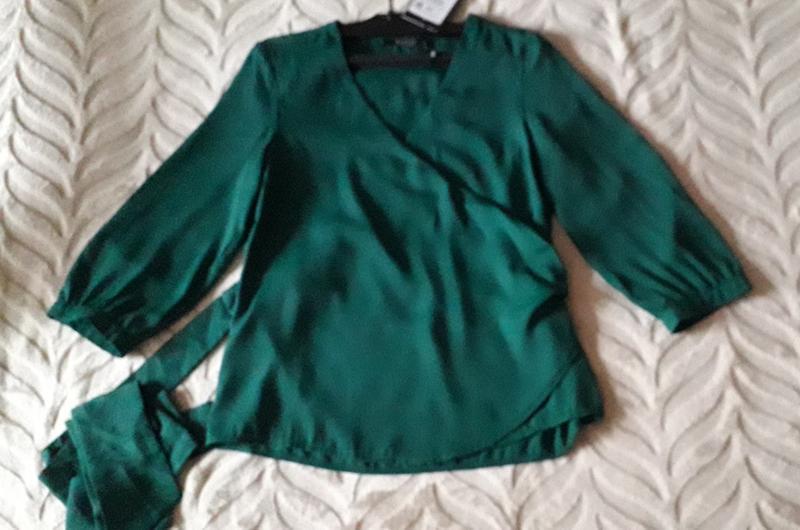 Блузка mohito 34 размер (xs, s) - Фото 6