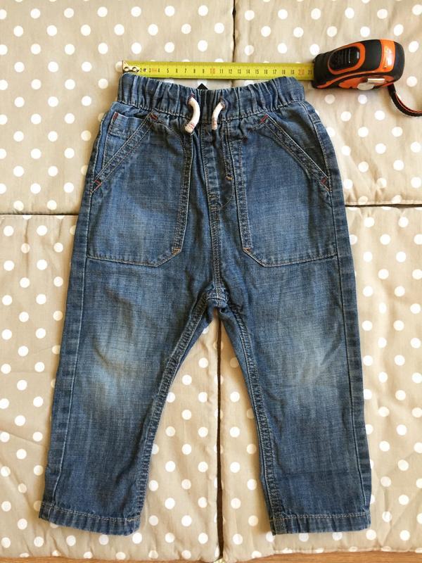 Детские джинсы next - Фото 2
