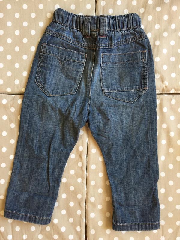 Детские джинсы next - Фото 4