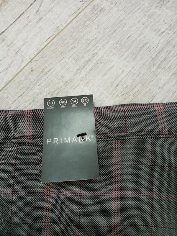 Стильная/актуальная женская  юбка в клетку primark - Фото 7