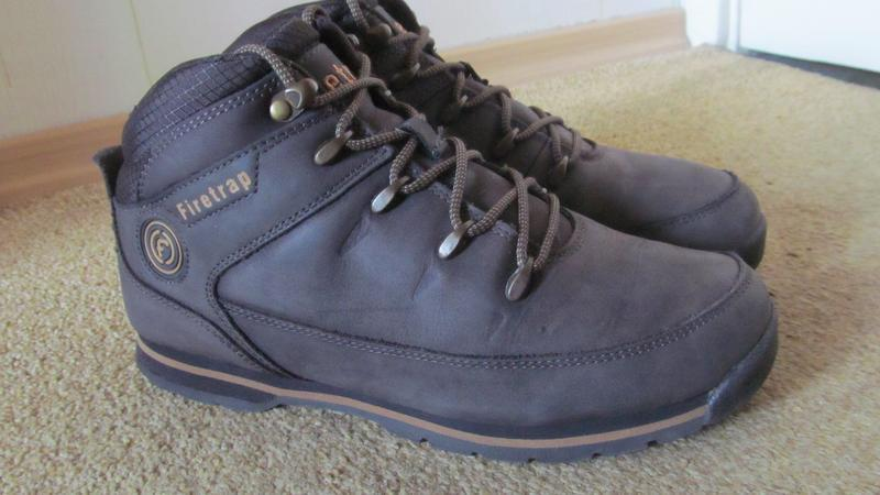 Ботинки firetrap р.40. оригинал