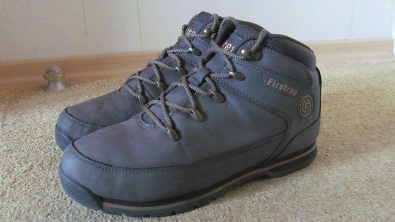 Ботинки firetrap р.40. оригинал - Фото 5