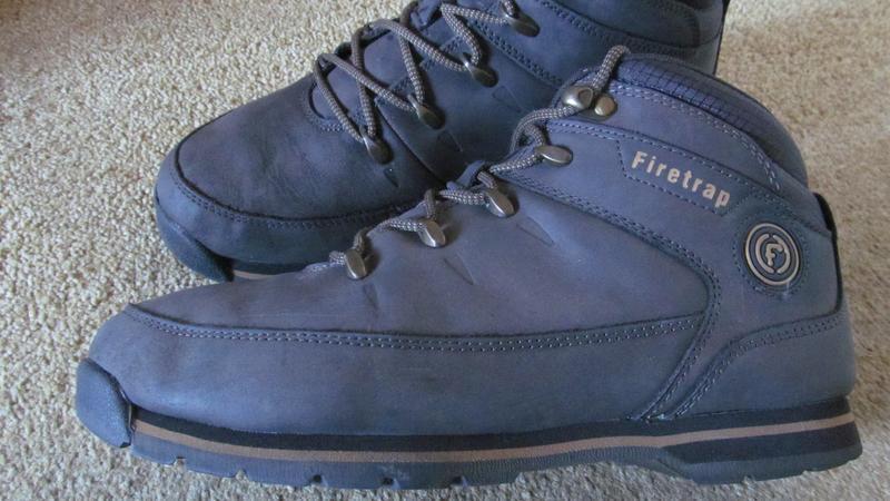 Ботинки firetrap р.40. оригинал - Фото 6