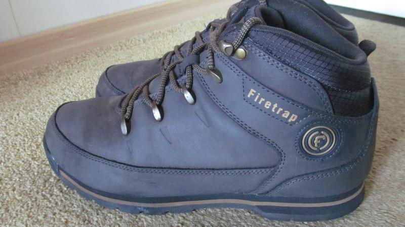 Ботинки firetrap р.40. оригинал - Фото 8