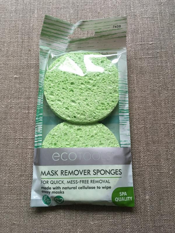 Спонж для очищения кожи ecotools