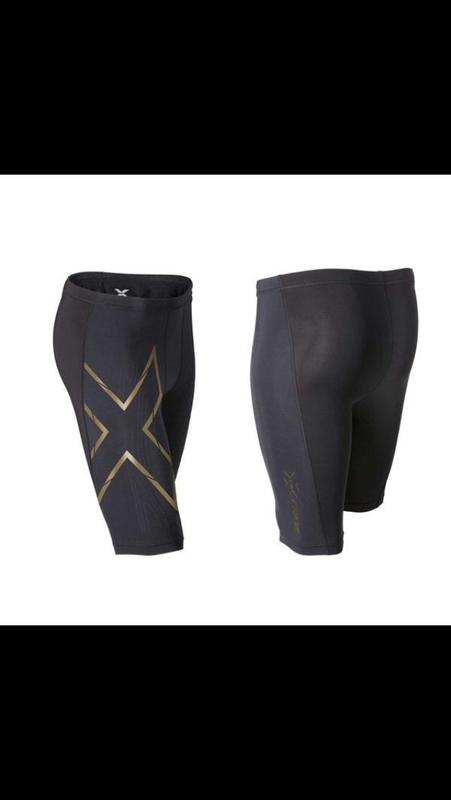 Компрессионные шорты elite mcs compression short 2xu+верх в🎁 - Фото 2