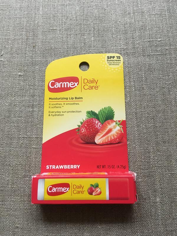 Блеск для губ carmex 🍓
