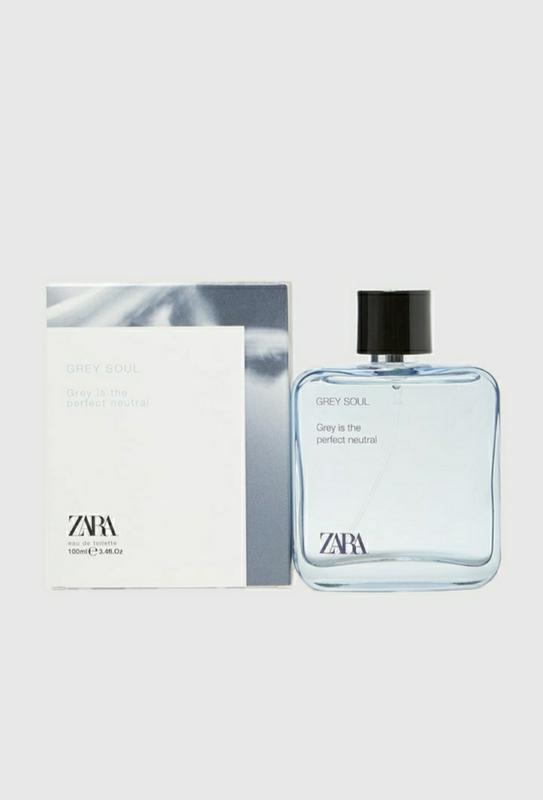 Zara grey soul духи парфюмерия туалетная вода - Фото 3