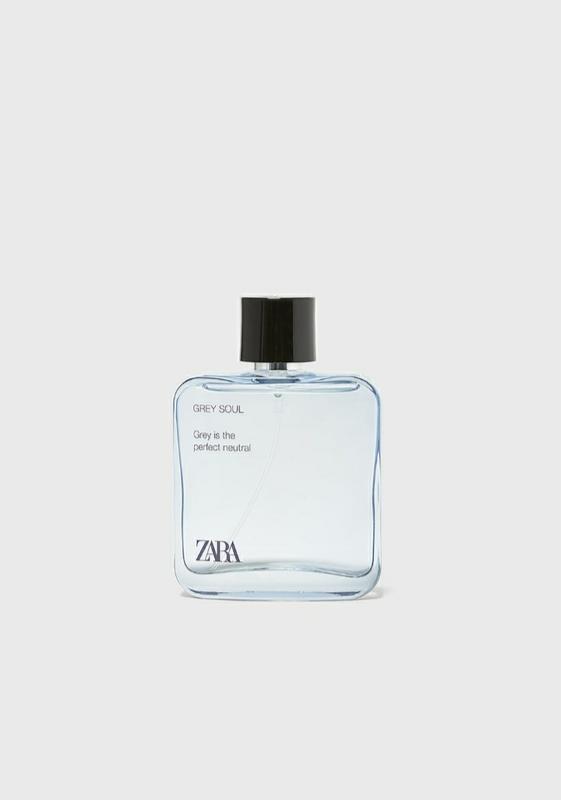 Zara grey soul духи парфюмерия туалетная вода - Фото 4