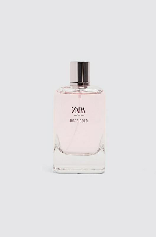 Zara woman rose gold духи парфюмерия туалетная вода - Фото 2