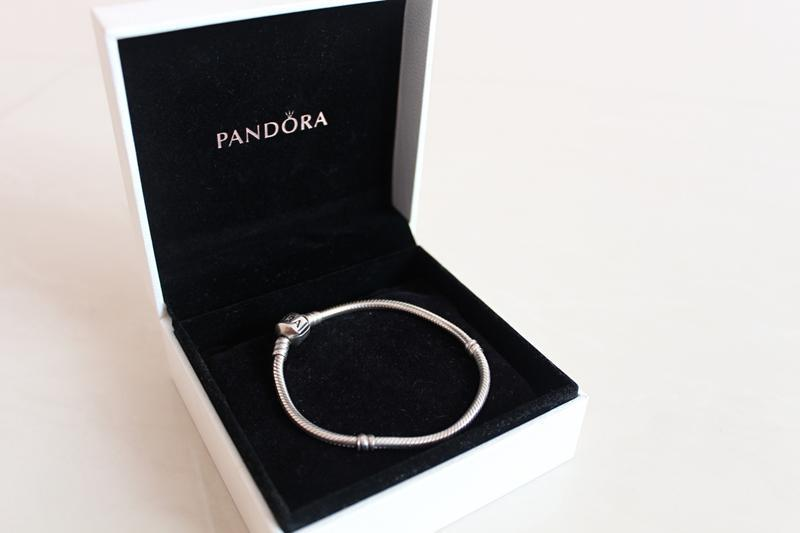 Браслет Pandora- новый - оригинал
