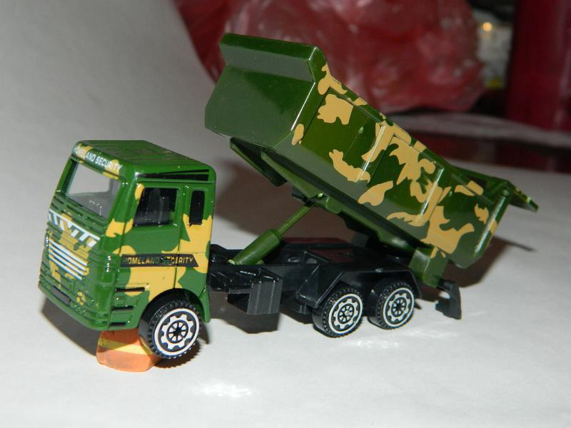 Модель грузовика - Фото 4