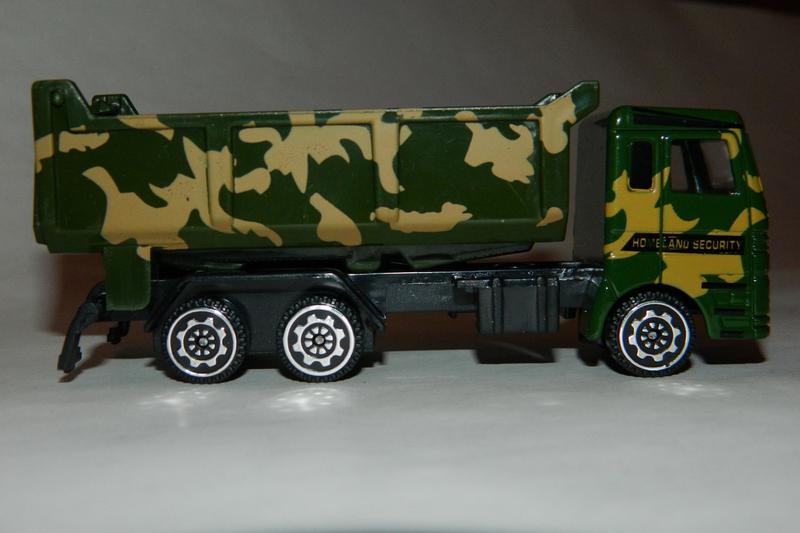 Модель грузовика - Фото 5