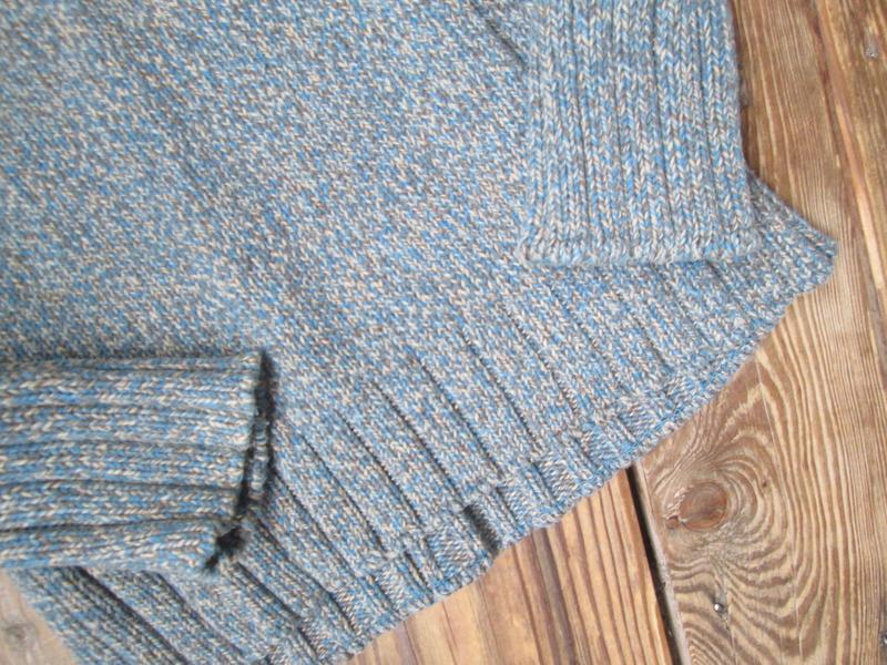 Гольф свитер джемпер primark на 3-4 года 104 см / цвет меланж,... - Фото 3