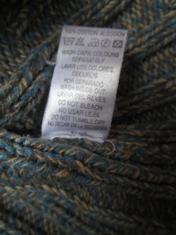 Гольф свитер джемпер primark на 3-4 года 104 см / цвет меланж,... - Фото 6