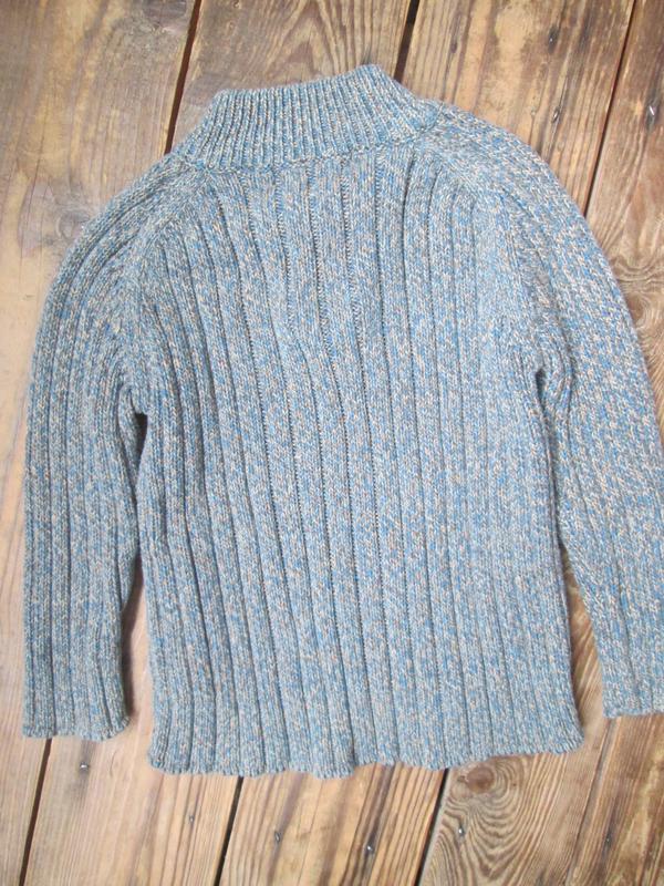 Гольф свитер джемпер primark на 3-4 года 104 см / цвет меланж,... - Фото 7
