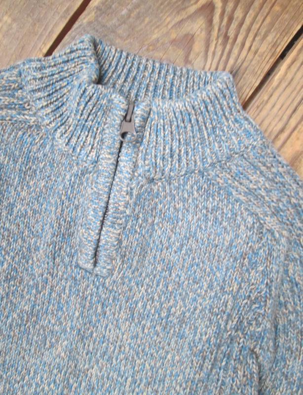 Гольф свитер джемпер primark на 3-4 года 104 см / цвет меланж,... - Фото 8