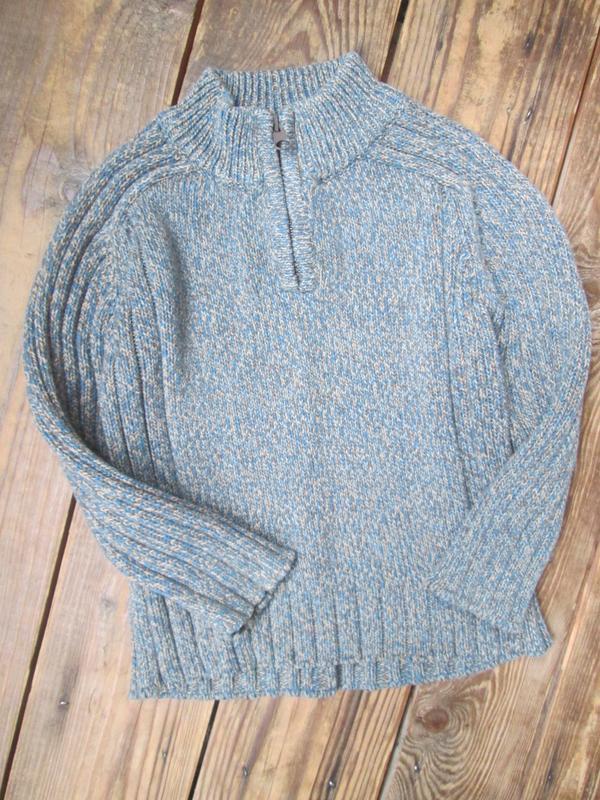 Гольф свитер джемпер primark на 3-4 года 104 см / цвет меланж,... - Фото 10