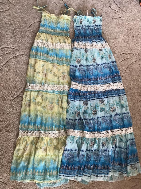 Сарафан летний , платье 👗