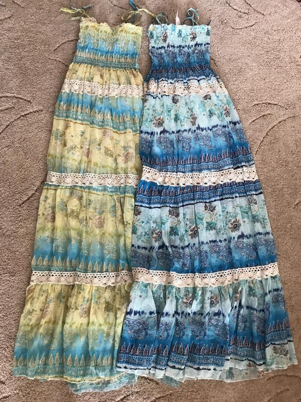 Сарафан летний , платье 👗 - Фото 2