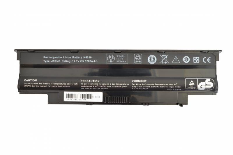 Аккумулятор Dell 04YRJH 11.1V Black 5200mAh