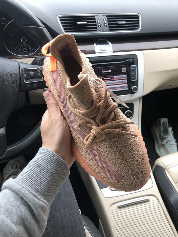 Женские кроссовки adidas yeezy true form - Фото 3