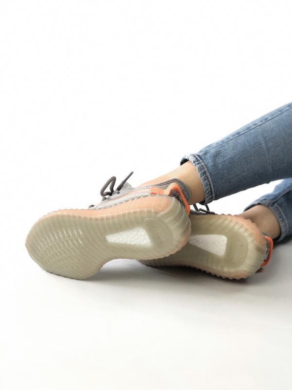 Женские кроссовки adidas yeezy true form - Фото 5