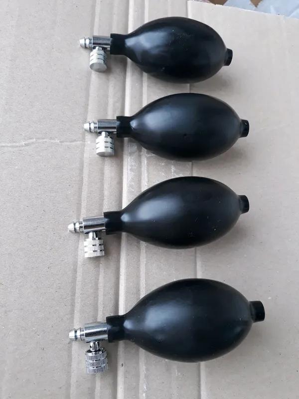 Груша с металлическим клапаном Mikrolife