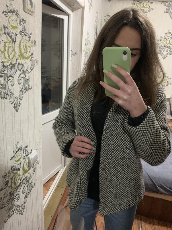 Теплый пиджак - Фото 2