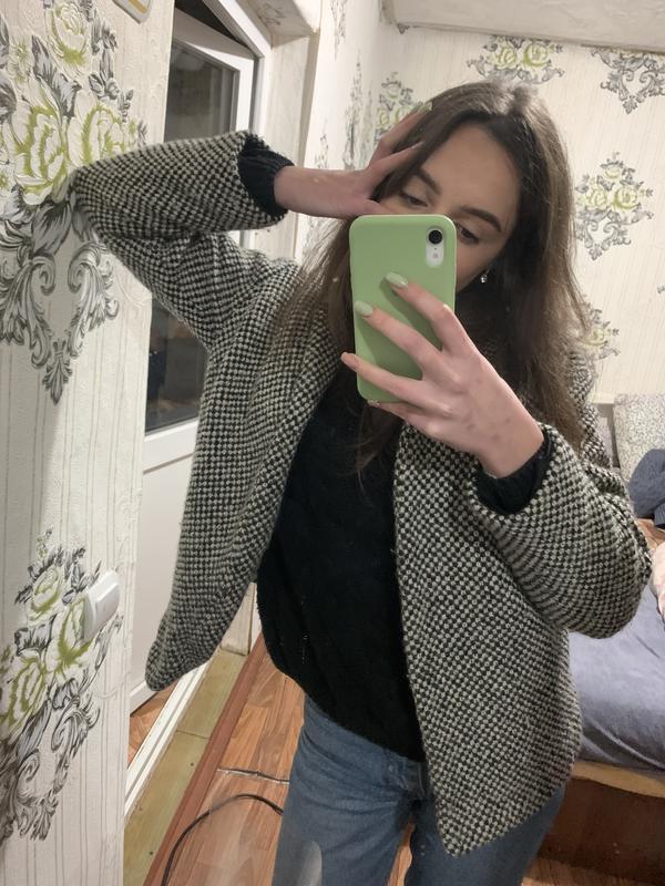 Теплый пиджак - Фото 5