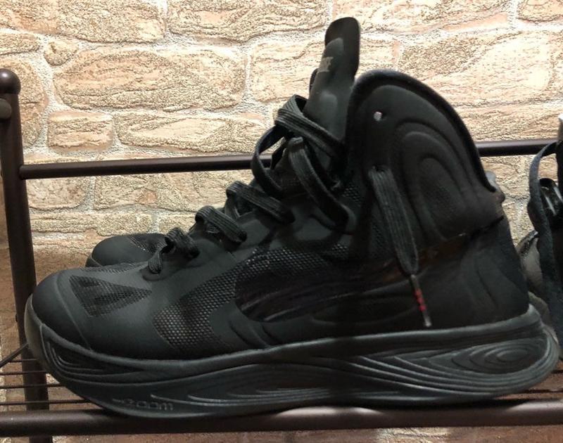 Nike hyperfuse кроссовки