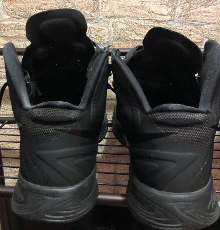 Nike hyperfuse кроссовки - Фото 2